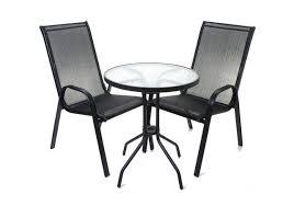 <b>Комплект плетеной мебели</b> KIKS (текстилен, стол без оплетения ...