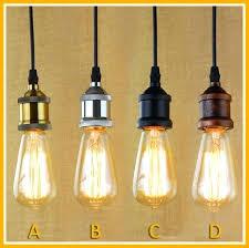 edison lights ceiling fan whole light bulbs pendant chandelier filament bulb vintage incandescent bright