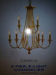 chandelier 2 tier 9 light style is camella for in mesa az