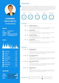 Visual Cv Builder Create Visual Resume To Get More Job Opportunities Visual Cv