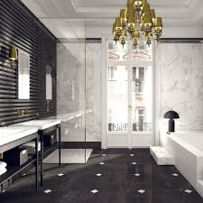 Black Marble Bathroom Artenzo - White marble bathroom