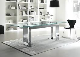 contemporary dining table miles glass chrome dining table contemporary dining tables chrome dining room sets contemporary