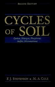 cycles of soils carbon nitrogen phosphorus sulfur cycles of soils carbon nitrogen phosphorus sulfur micronutrients 2nd edition