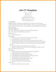 resume examples for first job sample customer service resume resume examples for first job resume examples cv for first jobcv template job 1ut4ecvspng