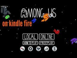 Shuffle among us wallpaper every time you open a new tab. How To Get Among Us On A Kindle Fire Youtube