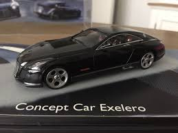 Maybach Exelero Concept Toy Car, Die Cast, And Hot Wheels ...