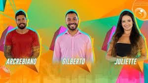 BBB 21: Enquete aponta quem deve ser o segundo eliminado do reality:  Arcrebiano, Gilberto ou Juliette | Big Brother Brasil