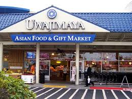 Uwajimaya asian food store