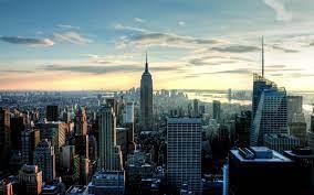 New York Sunrise Wallpapers - Wallpaper ...