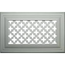 decorative wall grilles vent covers distinguished design cross resin air return grille metal grates