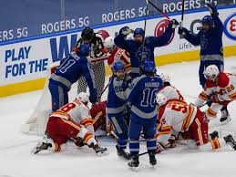 As for the featured game, this matchup was just played last night. Toronto Maple Leafs Vs Calgary Flames Nhl Picks Odds Predictions 3 19 21 Sports Chat Place