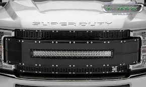 T-REX Ford F-250 / F-350 Super Duty - TORCH-AL Series - Main Replacement  Grille - (1) 30