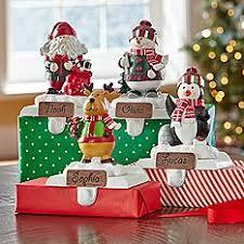 Winter Wonderland Personalized Stocking Holder
