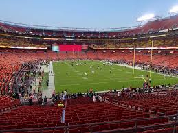 Fedexfield View From Section 213 Vivid Seats