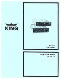 kt 76 78 006 0067 01 DC Generator Wiring Diagram Kt76a Transponder Wiring Diagram #29