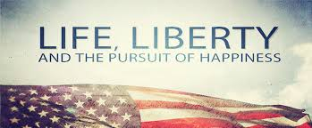 Life Liberty And A Birthright To Happiness Musings From A Simple Life Liberty And The Pursuit Of Happiness Quote