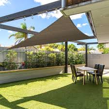 Sail Shade Patio Ideas Home Outdoor Decoration
