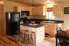Cherry Wood Kitchen Cabinets Cherry Wood Kitchen Cabinets With Black Granite Hennyskitchen