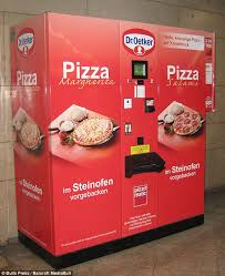 Vending Machine Pizza Classy Vending Machines Now Dispense Bars Of Gold Stoneoven Baked Pizza