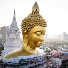 There is nothing that buddha does not know. Bangkok S Big Buddha Joins Asia S Giants Nikkei Asia