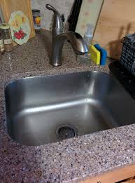 Remove A Kitchen Faucet Replace Kitchen Faucet Need To Remove Whole Countertop Granite