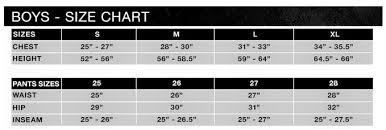 Oneill Kids Size Chart Oneill Kids Size Chart Christy Sports
