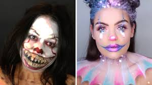 pennywise makeup tutorial clown collaboration with julia salvia inspo madeyewlook