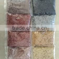 countertop colored mica flakes for granite marble floor