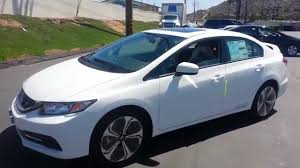 honda civic 2014 white.  2014 On Honda Civic 2014 White 1
