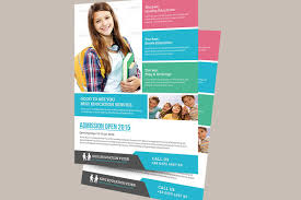 Education Flyer Email Flyer Template As Template Girlvtheworld Com