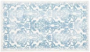 turkish 56883 turkish carpet 230 x 160 cm blue and white