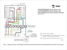 hunter thermostat wiring diagram trane electrical drawing wiring 5 Wire Thermostat Wiring trane tcont802as32daa thermostat troubleshooting thermostat wiring rh temperley club trane wiring diagrams model old trane thermostat