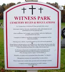 Solar Grave Decorations Find A Grave Witness Park Cemetery