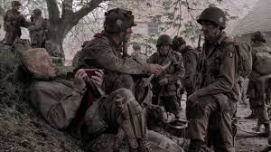 band of brothers ladylavinia s blog page  ldquoband of brothersrdquo 2001 episode two ldquoday of daysrdquo commentary