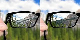 eyeglass scratch repair for plastic lenses