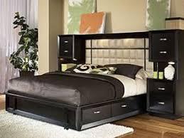 Charming Fairmont Designs 6 Piece Solutions Walnut Queen Storage Bed Set