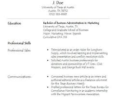 does the typeface of a resume impact our perception of the