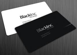 22 Cool Black Business Cards That Will Inspire You Wpaisle