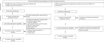 Industrial Production Of Vinegar Flow Chart Antimicrobial Potential Of Pyroligneous Extracts A