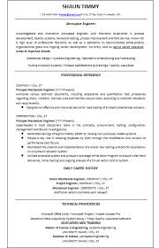 Aviation Resume Sample 1 | Handplane Goodness