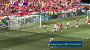 ไฮไลท์ฟุตบอลยูโร 2020 ฮังการี 1-1 ฝรั่งเศส - D.