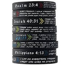 12 pack por verses bracelet mix whole jewelry s in bulk lot from ezekiel gift co