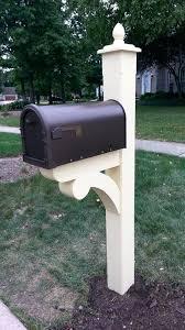 mailbox post design ideas. Mailbox Post Design Ideas Unique Posts Picture  For Sale N