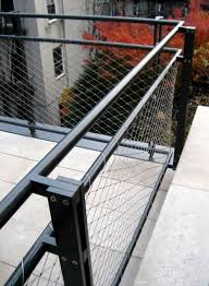 this railing may not be for everyone but it is supposed to be budget friendly and easy to do yourself
