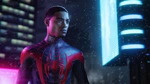 Spider Man Miles Morales Computer ...