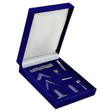 miniature masonic freemason working tools gift set xlfg014