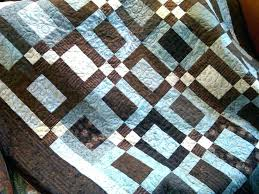 full size of bedroomore 2018 trends for ottawa blue brown quilt bedspread
