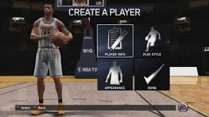 nba live ps creation of rising star wild beast center nba live 14 ps4 creation of rising star wild beast center