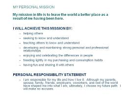sample of a personal statement   Case Statement