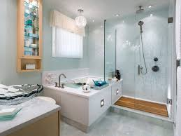 Bathroom: Small Bathroom Remodels With Blue Mosaic Tiles ...